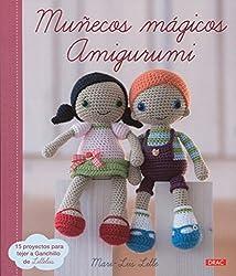 Un mundo mágico de muñecos y juguetes diseñados por Lilleliis. Este libro abre las puertas a un mundo mágico de muñecos y juguetes. Contiene 15 proyectos de Lilleliis. En él se encontrarán animales y muñecos Amigurumi de diversos tamaños, con...
