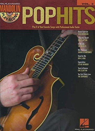 Mandolin Play-Along Volume 3: Pop Hits: Play-Along, CD für Mandoline