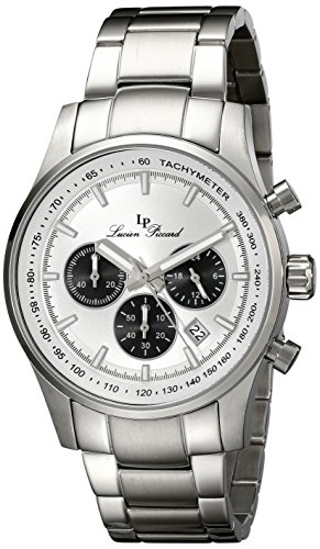 Lucien Piccard Men's LP-12729-22S