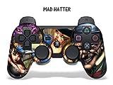 Schutzfolie für Playstation 3 Controller- Mad Hatter