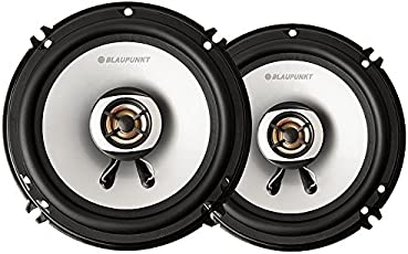 Blaupunkt BGX 66.2 2-Wa Co-Axial Car Speaker (Black)