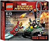 LEGO Super Heroes 76008: Iron Man vs. The Mandarin Ultimate Showdown