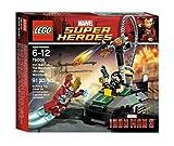 LEGO Super Heroes - Iron Man vs The Mandarin: Ultimate, pack de...