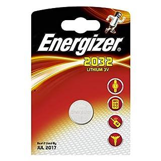 ENERGIZER 8 er Taschenrechner/1 lithium-Batterie CR 2032, 3 V