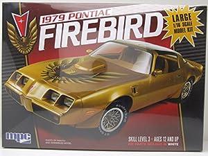 C.P.M. MPC MPC862 1:16 1979 10th Anniversary Pontiac Firebird, Multi