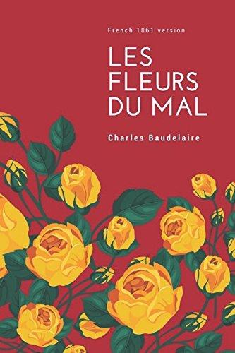 Les Fleurs Du Mal French 1861 Edition