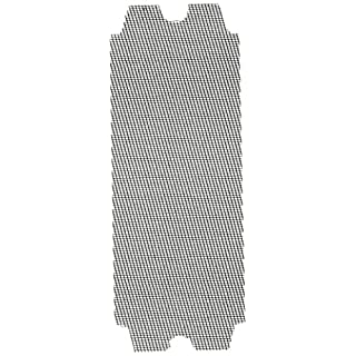 ALI INDUSTRIES 3323 10-Pack Medium Drywall Sand Screen