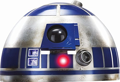 Star Wars Maske Droide R2-D2 aus Pappe Pappmaske Karneval (R2d2 Kostüm)