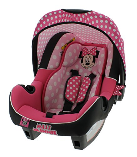 Image of Disney Minnie Mouse Beone SP Infant Carrier Car Seat
