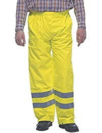 Grafters Hi-Visibility Waterproof Over Trousers
