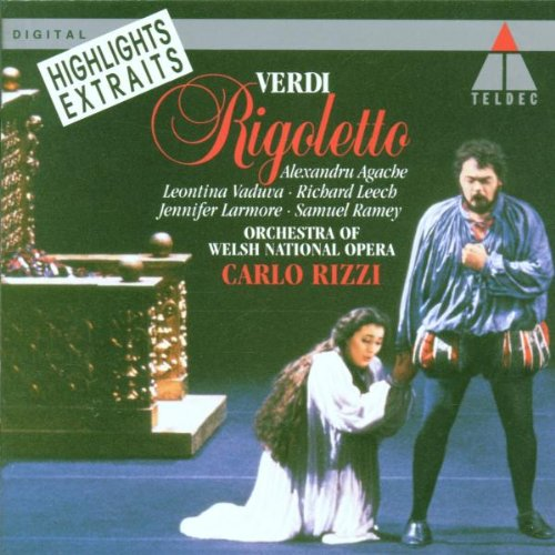 Verdi : Rigoletto (Extraits) [Import anglais]