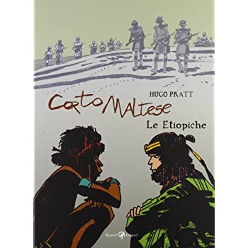 Corto Maltese. Le Etiopiche: 8