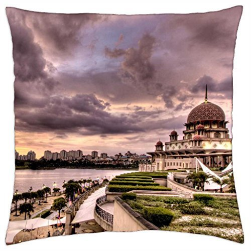 THREATING SKY STORM BREWING - Throw Pillow Cover Case (18