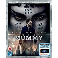 The Mummy (2017) 2D + 3D BD + Digital Download