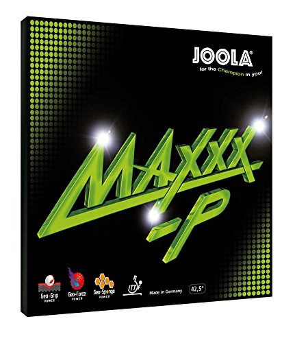 Joola RUBBER MAXXX-P black 2,0 MM - -0, Größe:NS