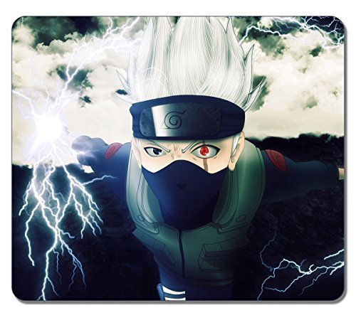 Gaming Mouse Pad High Quality Kakashi Hatake de Naruto