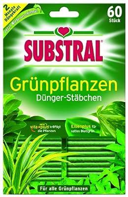 Substral Dünger-Stäbchen für Grünpflanzen - 30 St.