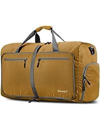 Sararoom Sac de Voyage 60L Sac de Sport Pliable Sac Imperméable Pliant Pour camping Randonnée Voyage h922A5MtHa