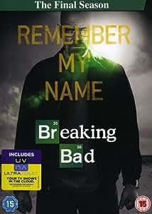 Breaking Bad - The Final Season* [DVD]