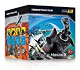 Thrustmaster T.FLIGHT HOTAS X - Joystick - PS3 / PC - Mando de potencia desmontable, tamaño real y...