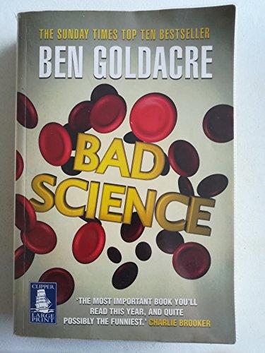 Bad Science (LARGE PRINT)
