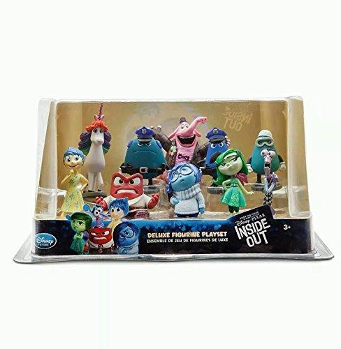 Disney officiel Inside Out 10 Figure Playset
