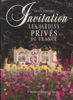 INVITATION- JARDINS PRIVES DE
