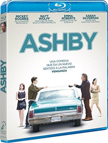Ashby Blu-Ray [Blu-ray] 511 yGVDk 2BL