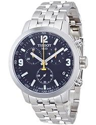 Tissot Herren-Armbanduhr Chronograph Quarz Edelstahl T055.417.11.057.00
