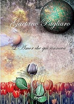 Armonie 55 -  L'Amor che qui rinnova di [Pagliaro, Gaetano]
