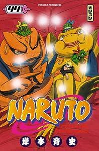 Naruto Edition simple Tome 44