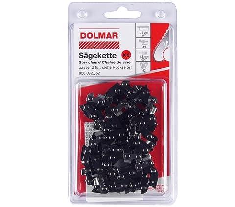 Dolmar 958092056 Sägekette Nr. 9, 40 cm / 56G / 1,3 mm / für ES42A+ES173A