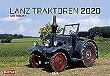 Lanz Traktoren 2020: Historische Ackerschlepper aus Mannheim -