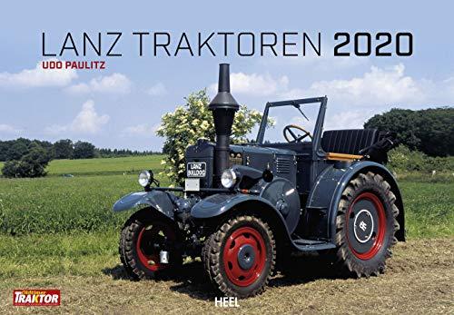 Lanz Traktoren 2020: Historische Ackerschlepper aus Mannheim