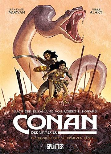 Conan der Cimmerier: Die Königin der schwarzen Küste