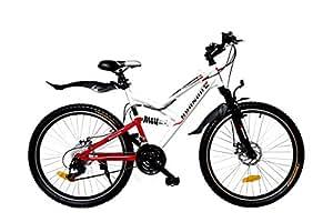 Addo India Bronco Series Mountain Bike (White)