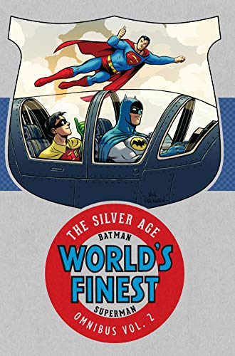 Batman & Superman in World's Finest: The Silver Age Omnibus Vol. 2 (Silver Batman Age)