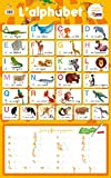 Poster-ardoise - L'alphabet