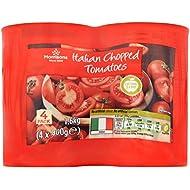 Morrisons Italian Chopped Tomatoes 4 x 400g