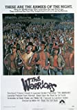 THE WARRIORS MOVIE POSTER PRINT APPROX SIZE 12X8 INCHES
