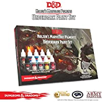 The Army Painter | Dungeons & Dragons Underdark Paint Set