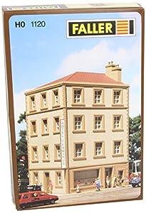 Faller - Edificio de negocios y oficinas de modelismo ferroviario (T2M - Faller F191120)