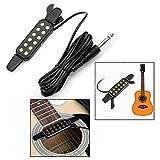 OFKPO Pastilla de Guitarra 12 Orificios para Guitarra Acústica