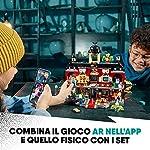 Lego-Hidden-Side-Il-Liceo-Stregato-di-Newbury-Set-di-Costruzione-Multicolore-70425