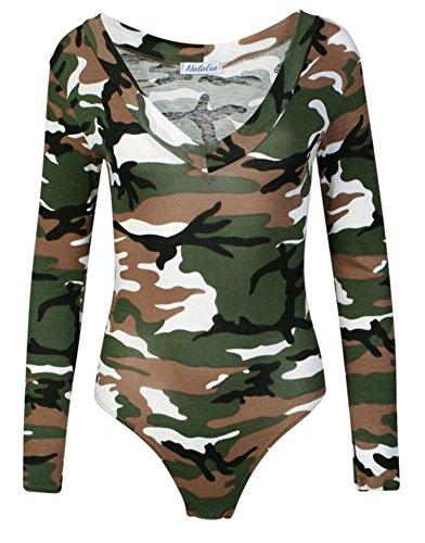 Fast Fashion Frauen Bodysuit Kleid Schultermit Off Neon Leopard Druckte Reizvolles Bodycon (Sexy Kleid Leoparden-print)