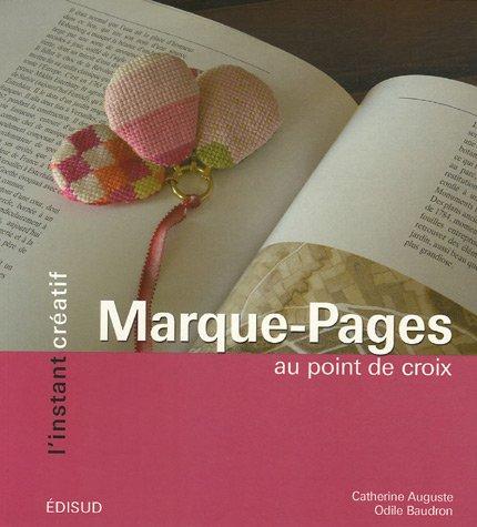 Marque-Pages : Au point de croix