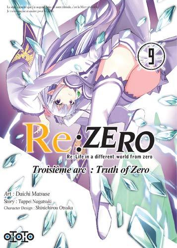 Re:Zero - Troisième Arc : Truth of Zero Edition simple Tome 9