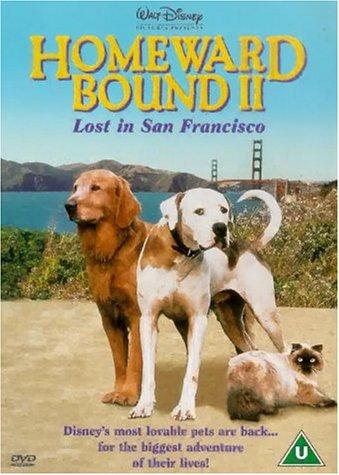 Homeward Bound 2 - Lost In San Francisco [UK Import]
