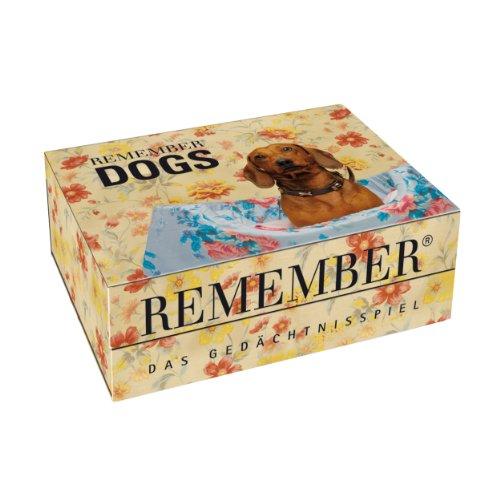 Remember®44 Gedächtnisspiel Dogs