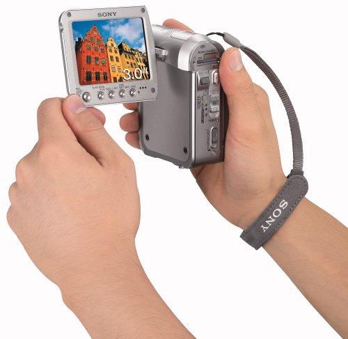 Sony DCR PC55E Handycam MiniDV Camcorder 08MP 10x optical 3LCD Digital MiniDV